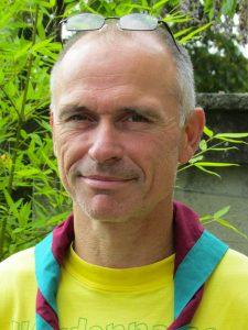 Eric Coster, Ancien animateur d'unité