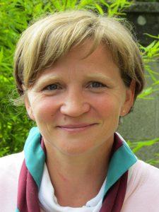 Shirley Dupuis, Animatrice d'unité — Membre du staff d'unité